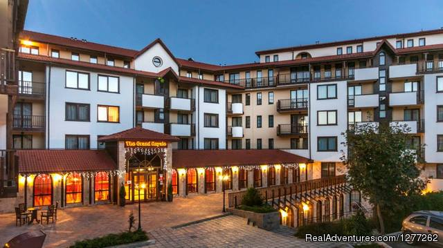 Grand Royale Hotel and SPA Bansko