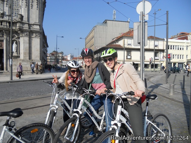 Oporto Downtown Tour Bike