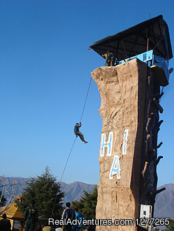 Sports Climbing | Image #8/21 | Himalayan Adventure Institute