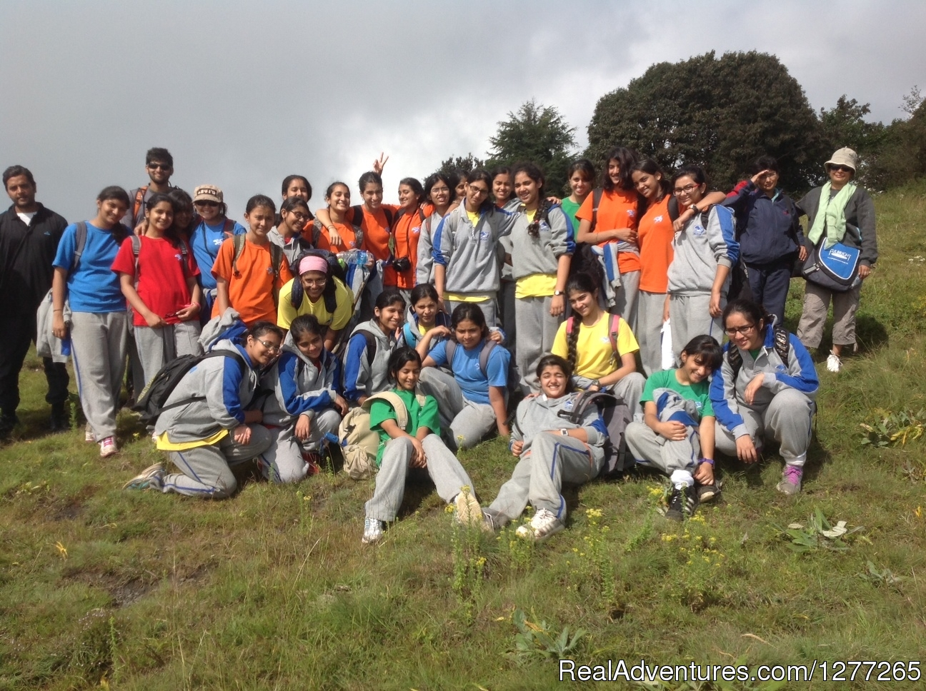 Summer Camp | Image #2/21 | Himalayan Adventure Institute