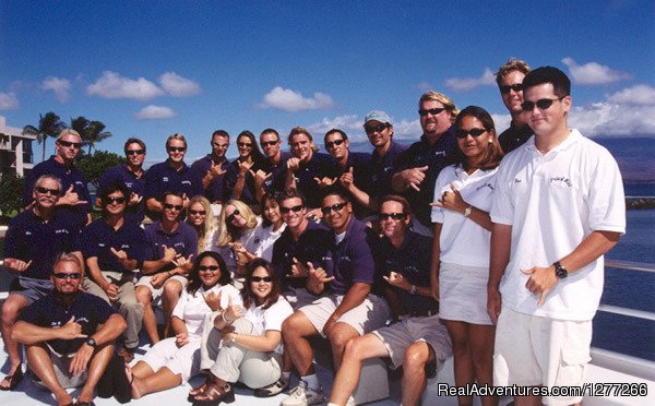 Crew of Pride of Maui and Leilani | Image #3/3 | Small Maui Boat Trips & Whale Watching