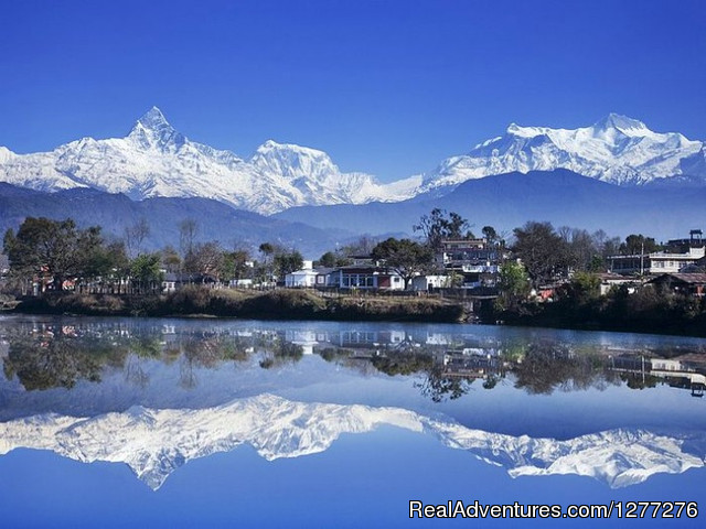 Scenic Pokhara Sightseeing Tour with Well Nepal.