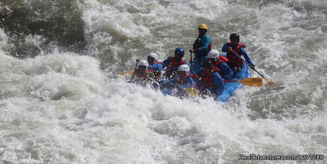 Rafting In Nepal Rafting In Nepal