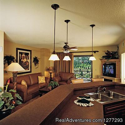 Wyndham Bonnet Creek - 2 Bedroom 5 Star Wyndham Resort on Disney SAVE BIG