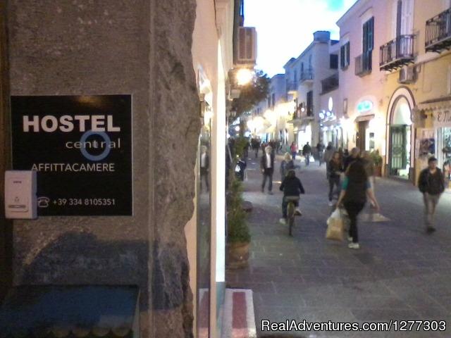 - Hostel Central Ischia