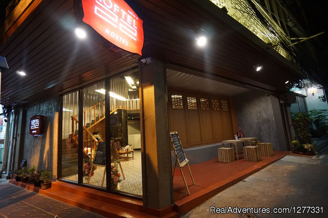 Loftel 22-Boutique hostel in China town-Hualampong