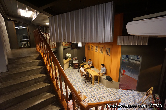 Cafe & Bar - Loftel 22-Boutique hostel in China town-Hualampong