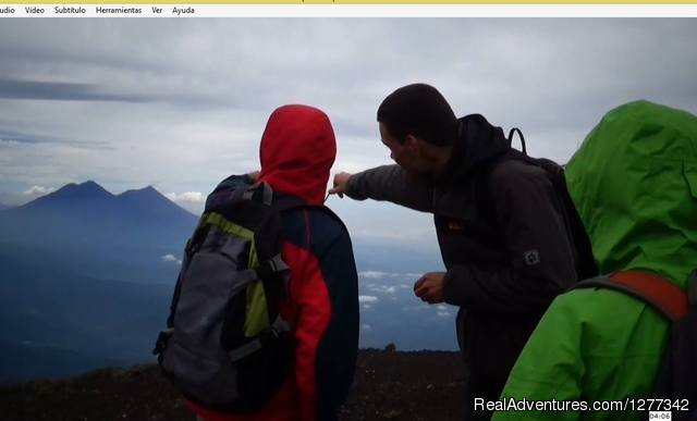 Discovery Atitlan Tours/By Tour Guide Salvatore - Atitlan Volcano
