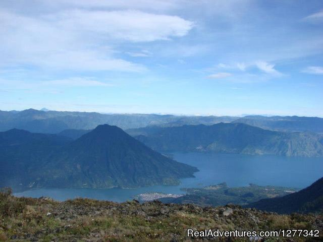 Discovery Atitlan Tours/ By Tour Guide Salvatore - Atitlan Volcano
