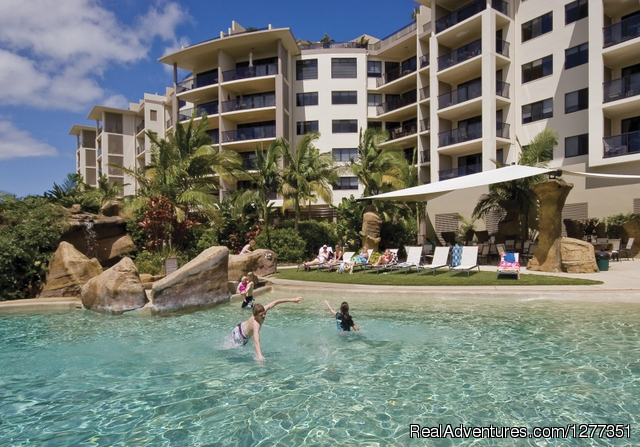 Mirage Alexandra Headland Resort Holiday Apartment