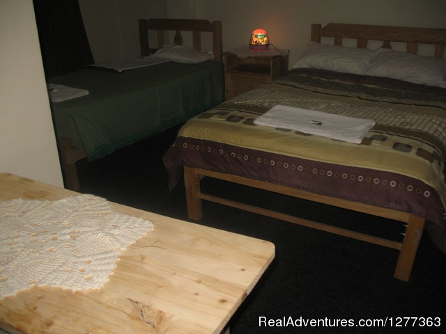Family Room - City Centre Hostel Huaraz