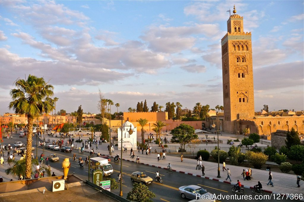 Marrakesh | Image #6/7 | Morocco Tours and Camel Trekking