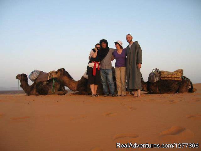 Morocco Tours and Camel Trekking