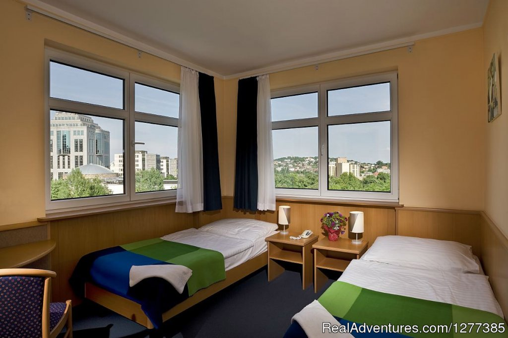 Jagello Hotel twin room | Image #11/13 | Jagello Hotel in Budapest