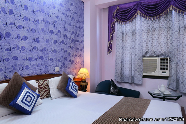 Cheap hotels in Delhi: