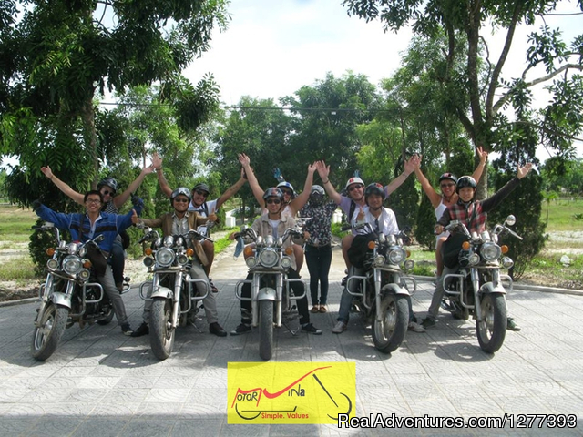 Vietnam motorcycle one way rental