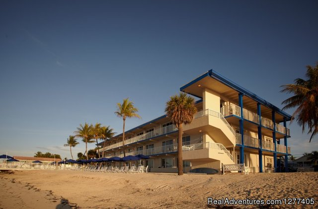 Beachfront Resort - Glunz Ocean Beach Hotel & Resort