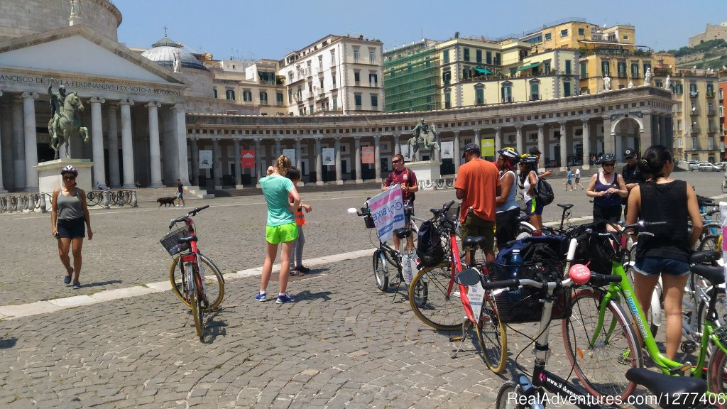 Image #1/2 | Napoli, Italy | Bike Tours | I Bike Naples - Visit Naples on 2 wheels
