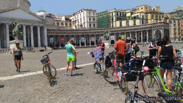 I Bike Naples - Visit Naples on 2 wheels