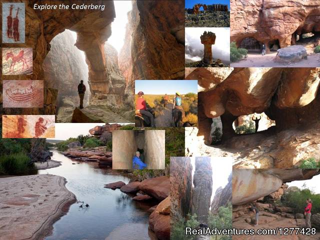 Spectacular Cederberg & Ancient San Rock Art Sites: Explore the Cederberg