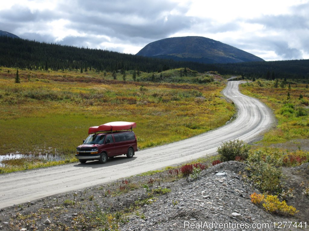 Anywhere you need to go | Image #3/5 | Professional Transportation Service in the Yukon