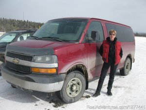 Professional Transportation Service in the Yukon Whitehorse, Yukon Territory Car & Van Shuttle Service