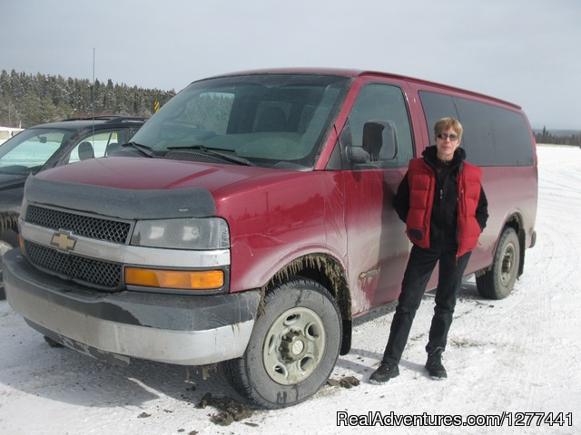 Professional Transportation Service in the Yukon