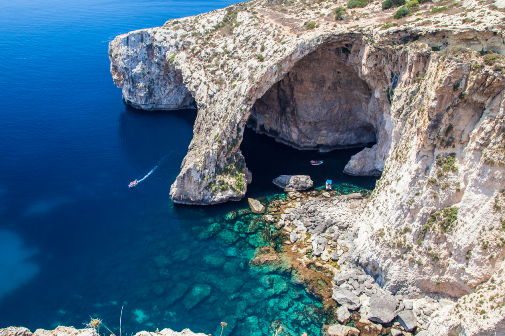 Blue Grotto | Image #12/14 | Fitness Holidays in Malta