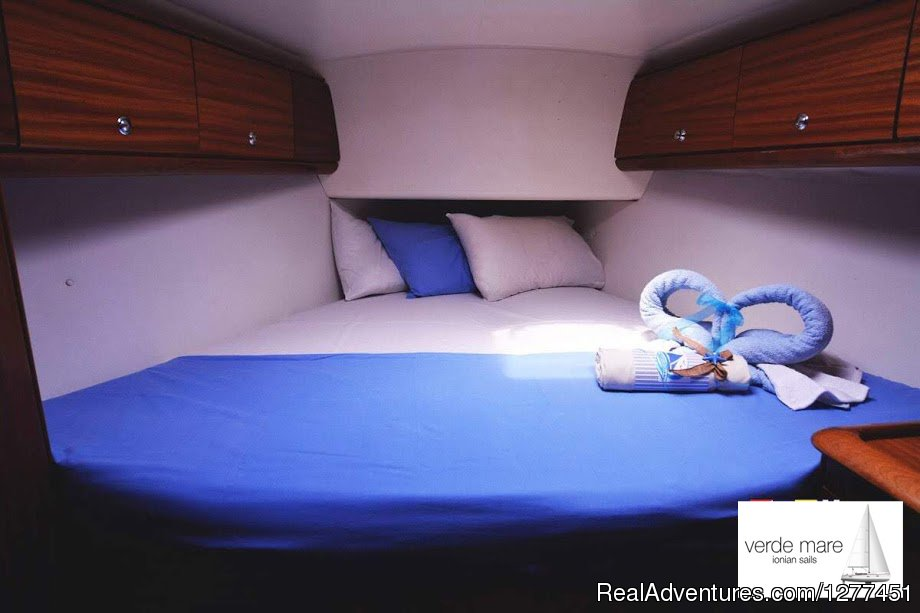 Jeanneau 49 | Image #3/9 | Sail The Ionian Sea The Easy WaySail your dream..