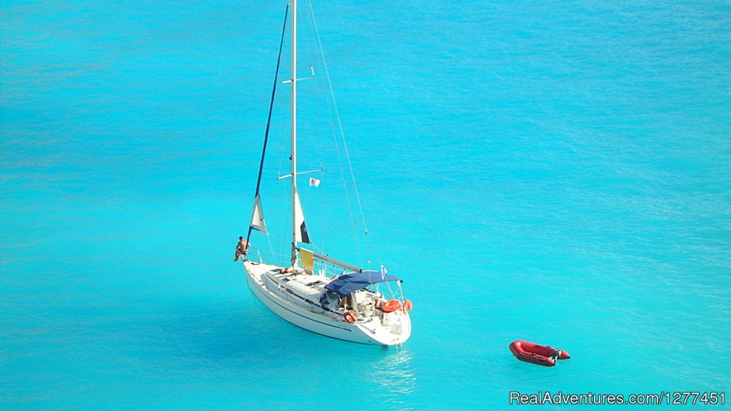 Image #6/9 | Sail The Ionian Sea The Easy WaySail your dream..