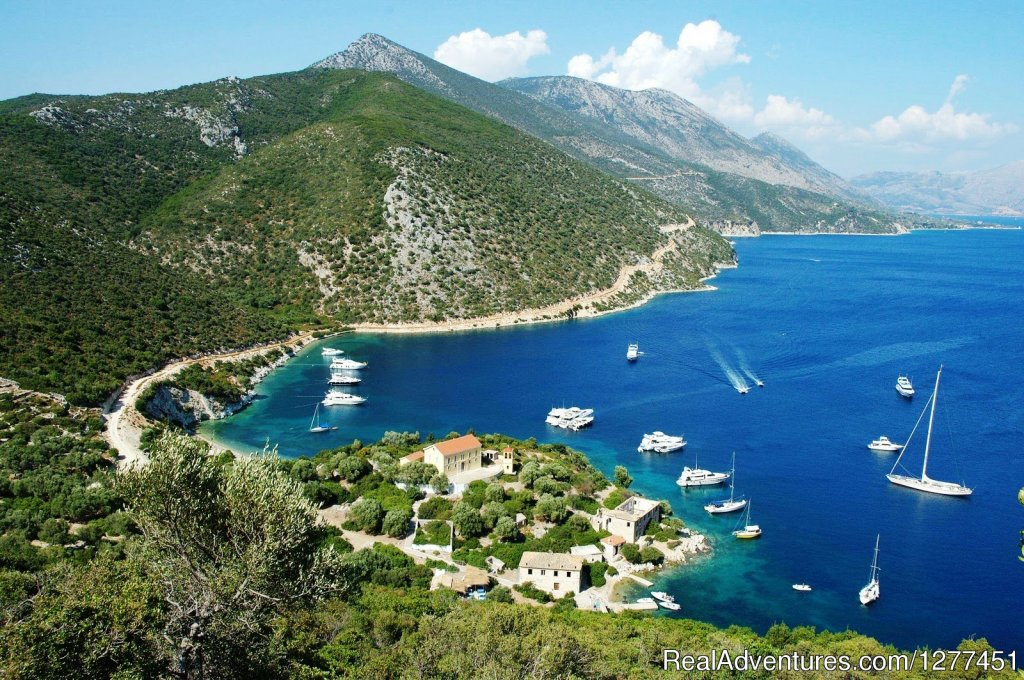 Kalamos-porto Leone | Image #7/9 | Sail The Ionian Sea The Easy WaySail your dream..