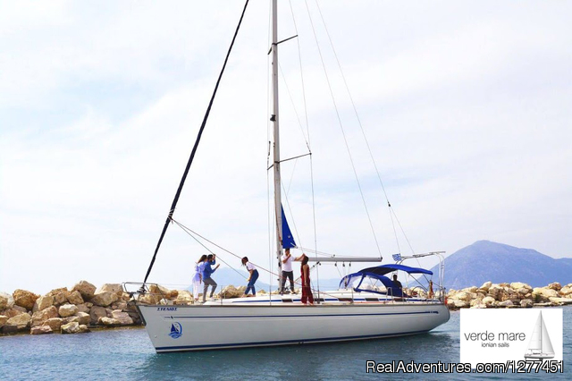 Sail The Ionian Sea The Easy WaySail your dream..
