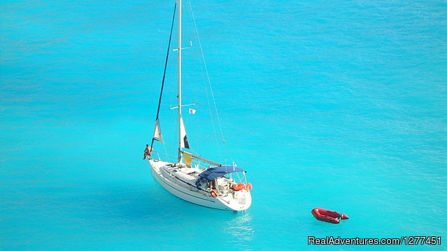 Ithaca - Sail The Ionian Sea The Easy Way