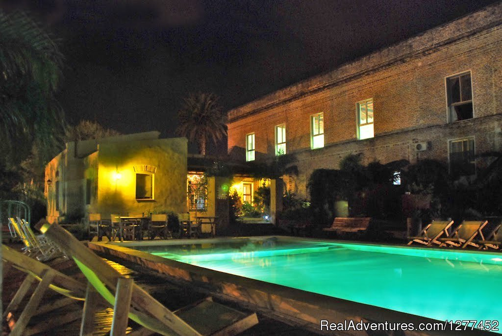 Swimming Pool - Entre Rios Lodge | Image #11/25 | Buenos Aires & Entre Rios Fishing Trips