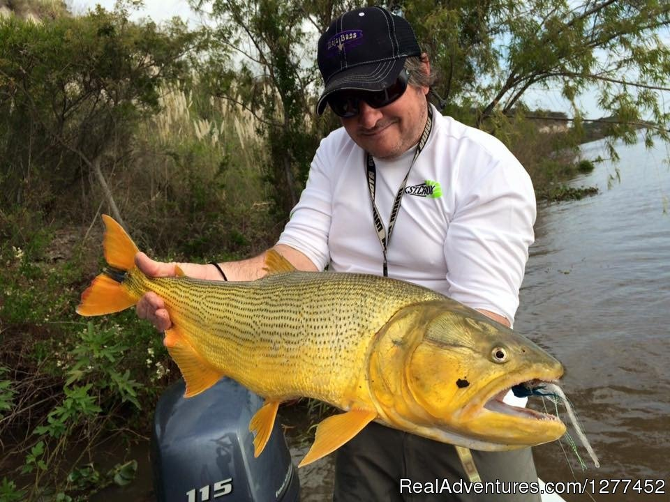 Image #19/25 | Buenos Aires & Entre Rios Fishing Trips