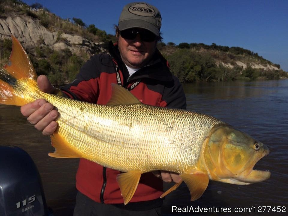 Image #21/25 | Buenos Aires & Entre Rios Fishing Trips