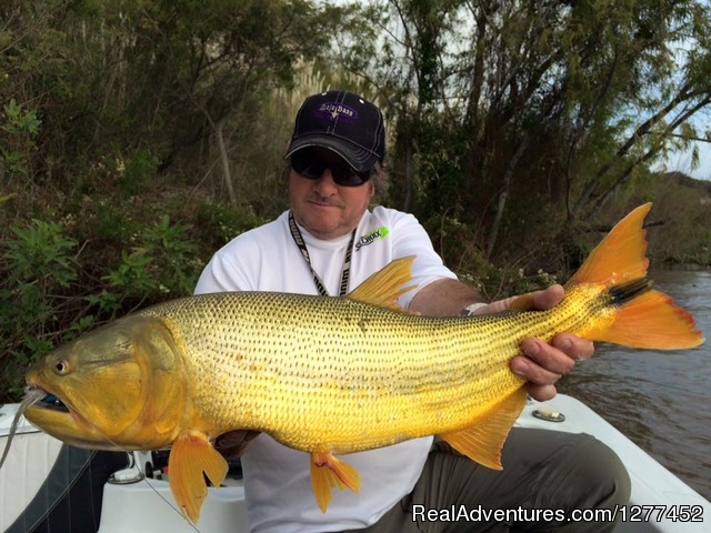 Buenos Aires & Entre Rios Fishing Trips Buenos Aires, Argentina Fishing Trips