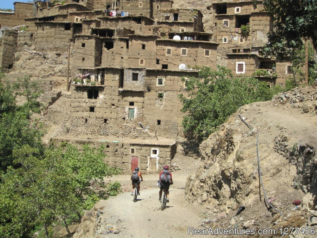 Berber Villages | Image #5/10 | Trekking Morocco Mountains