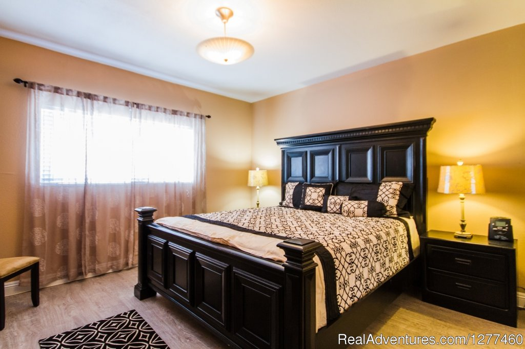 Bedroom 5 | Image #19/25 | Vacation House 5 min. from Disney Land