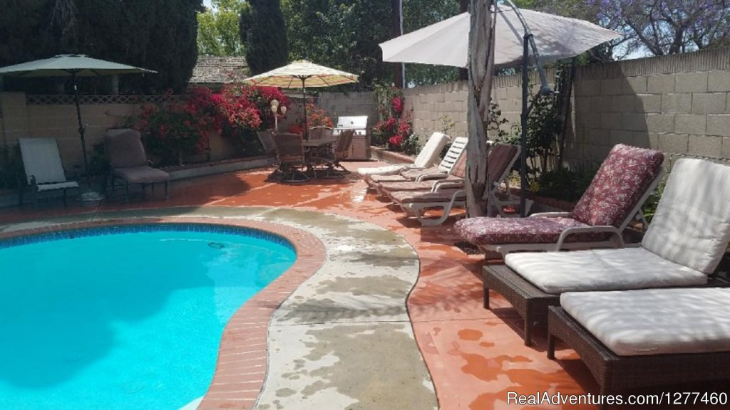 Pool | Image #2/25 | Vacation House 5 min. from Disney Land
