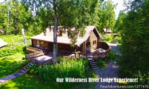Wilderness Place Lodge Anchorage, Alaska Eco Tours