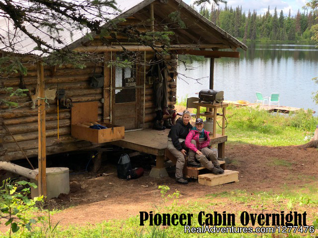 Pioneer Cabin Outpost, adventure add-on - Wilderness Place Lodge