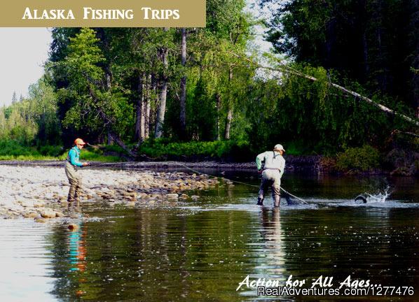Wilderness place lodge skwentna alaska fishing trips for Alaska fishing lodges all inclusive