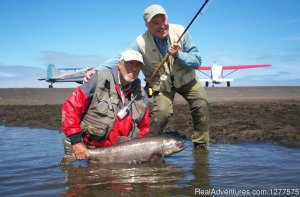 Enjoy True Wilderness at Wildman Lake Lodge Chignik Lake, Alaska Fishing Trips