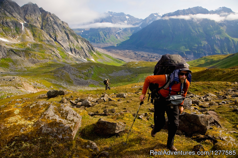 Backpacking Denali National Park | Image #1/5 | Anchorage, Alaska  | Skiing & Snowboarding | Alaska Alpine Adventures
