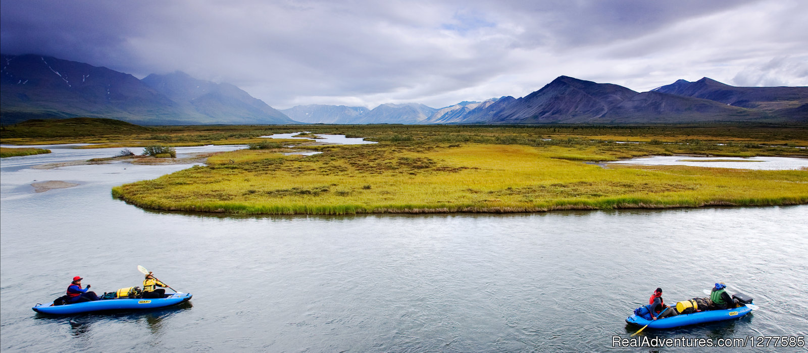 Chilikadrotna River - Lake Clark National Park | Image #4/5 | Alaska Alpine Adventures