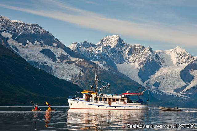 Discovery Voyages Prince William Sound, Alaska Cruises
