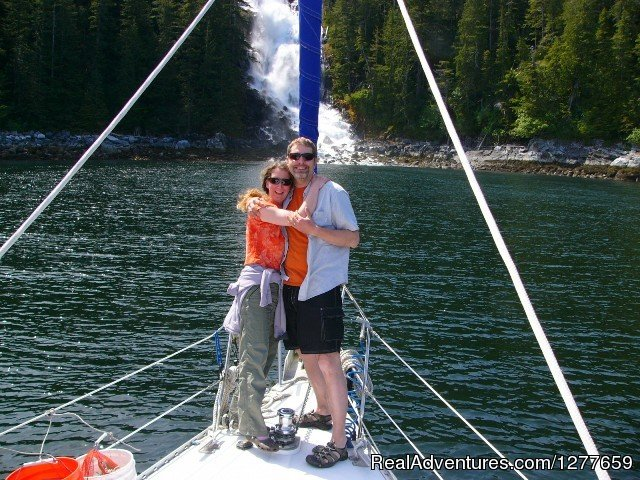 Have your anniversary on the BOB | Image #6/21 | Sound Sailing- Crewed Sailboat Charters in Alaska