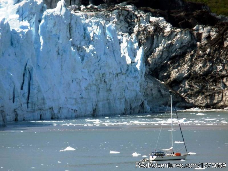Sailboat BOB in Glacier Bay National Park | Image #2/21 | Sound Sailing- Crewed Sailboat Charters in Alaska