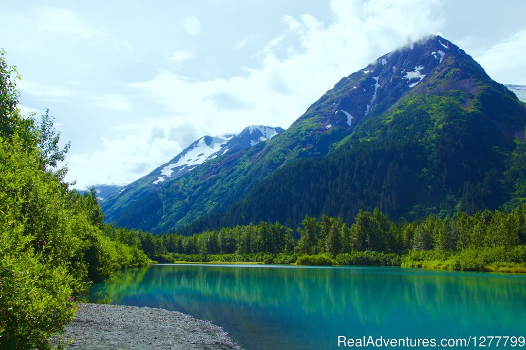 Wiliwaw Lake | Image #11/13 | Glaciers/Wildlife and Anchorage views in one day